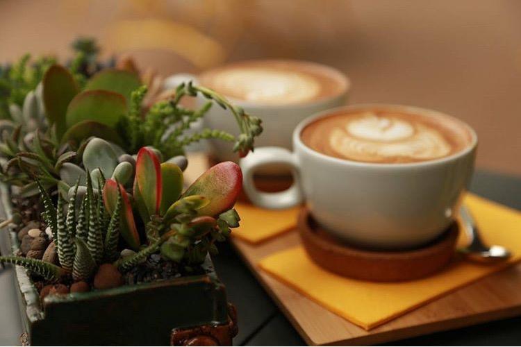 Ankara en iyi. 3. dalga kahveciler - Amelies