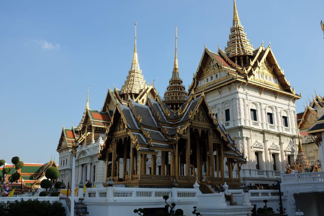 Bangkok Gezilecek Yerler Grand Palace