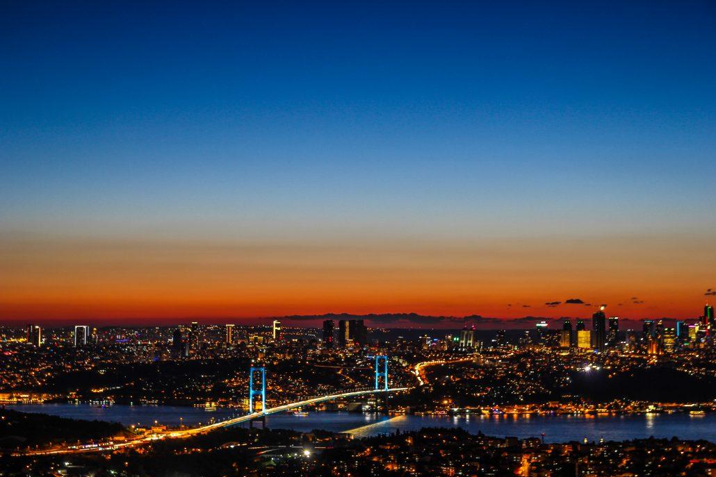 istanbul manzara izleme yerleri - camlica
