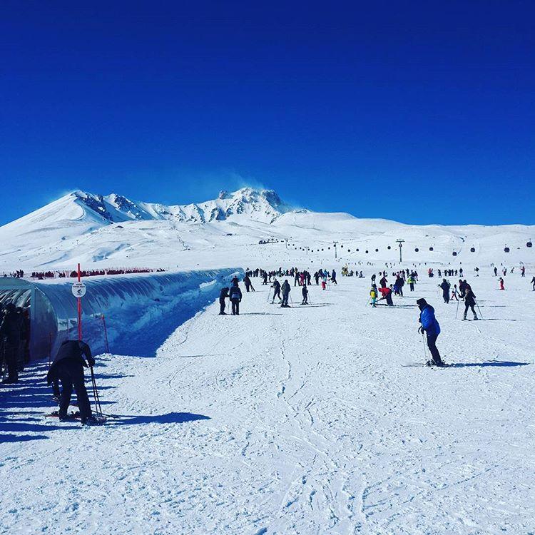 Turkiye kayak merkezleri