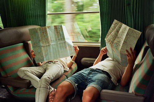 Rüya Yolculuk Interrail