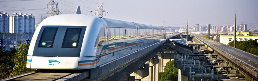 merak edenler için Şangay maglev hizli treni