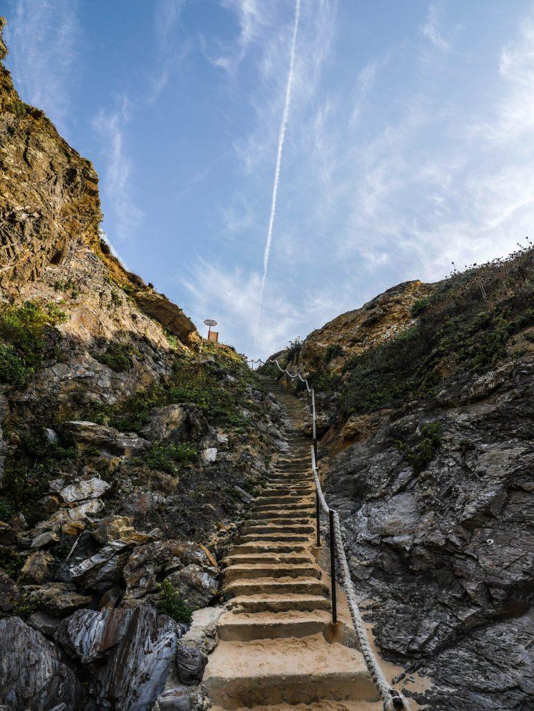 koylara inen merdivenler