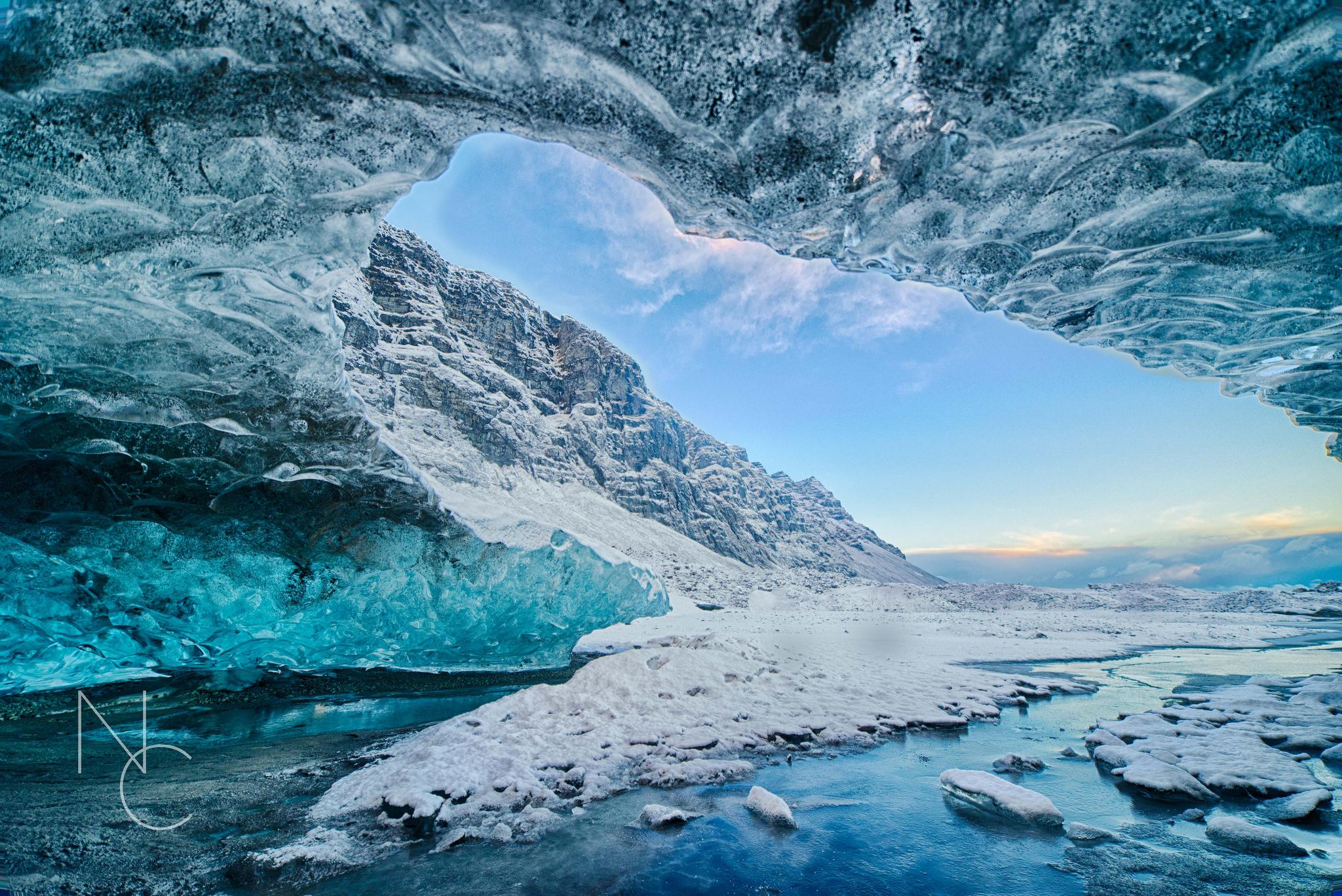 İzlanda Buzulları ve Buz Mağaraları