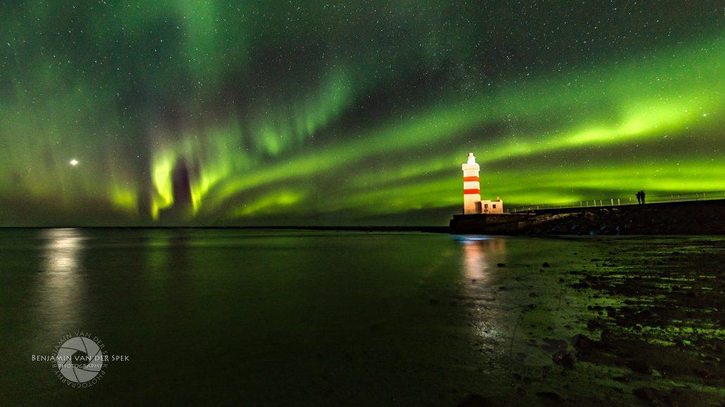 Reykjavik Kuzey Işıkları
