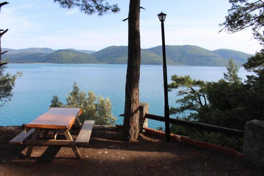Turkiye'nin en iyi kamp alanlari - Akyaka Orman Kampi