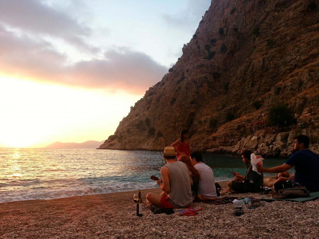 Türkiye En Güzel Kamp Alanları - Kelebekler Vadisi