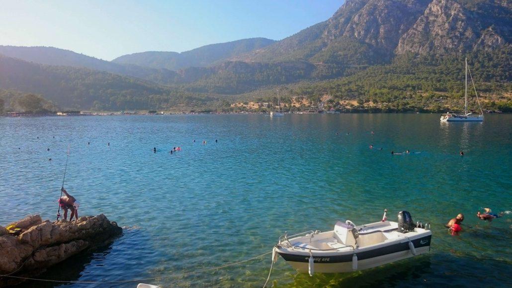 Turkiye'nin en iyi kamp alanlari - Akbuk Koyu Doga Kamping