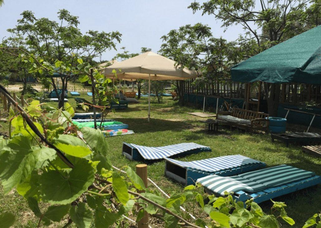 Türkiye'nin en iyi kamp alanlari - Bozcaada Ada Camping