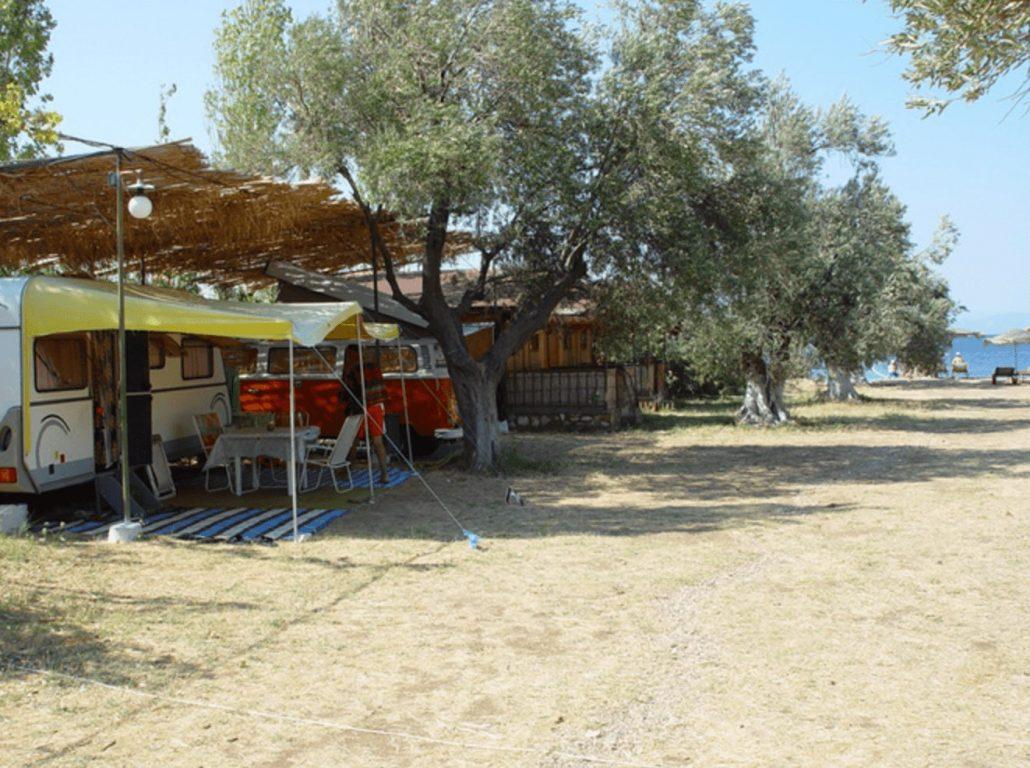Türkiye'nin en iyi kamp alanlari - Cunda Adasi Ada Camping