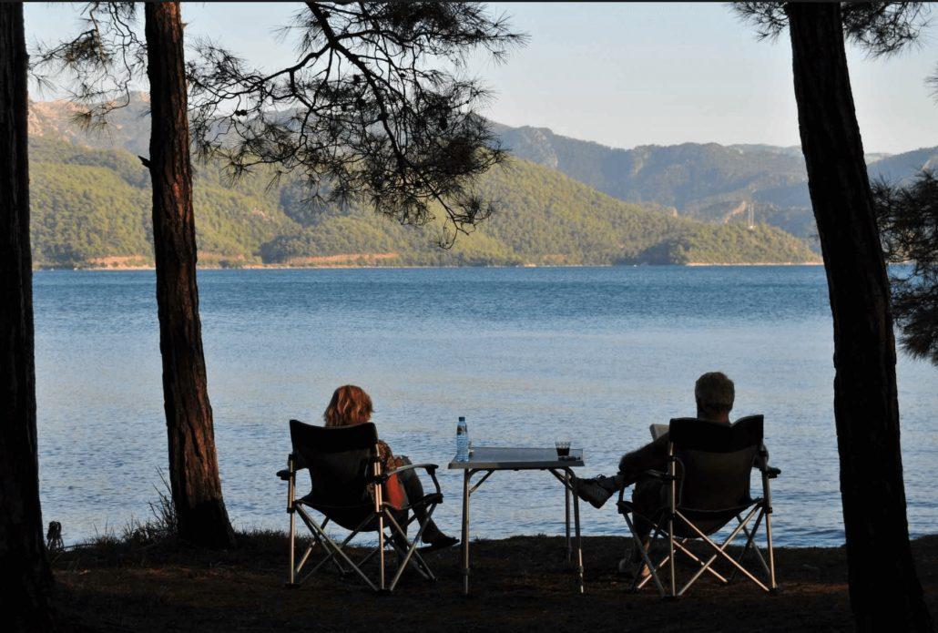 Turkiye'nin en iyi kamp alanlari - Cubucak Orman Kampi