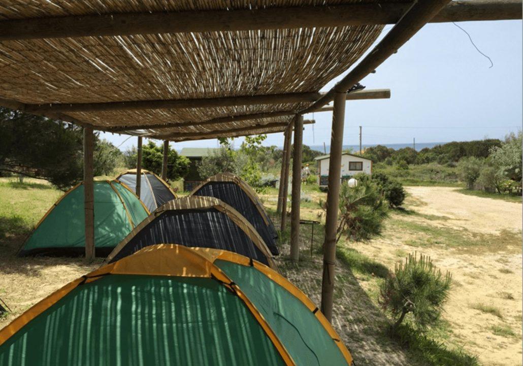 Turkiye'nin en iyi kamp alanlari - Bozcaada Ada Camping