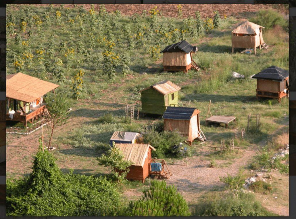 Türkiye'nin en iyi kamp alanlari - Kelebekler Vadisi
