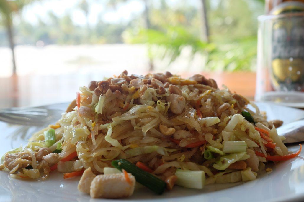 Tayland-yemekler