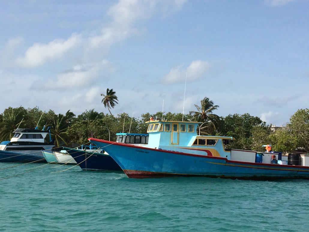 maldivler ulasim