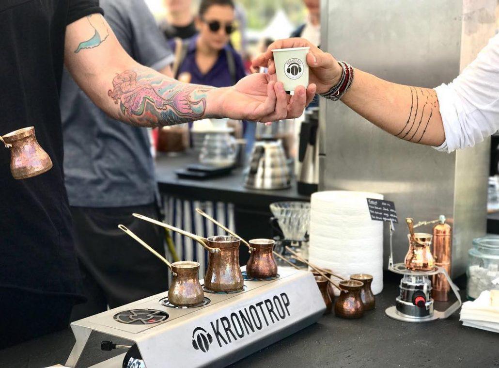 istanbul en iyi 3. dalga kahveciler - kronotrop