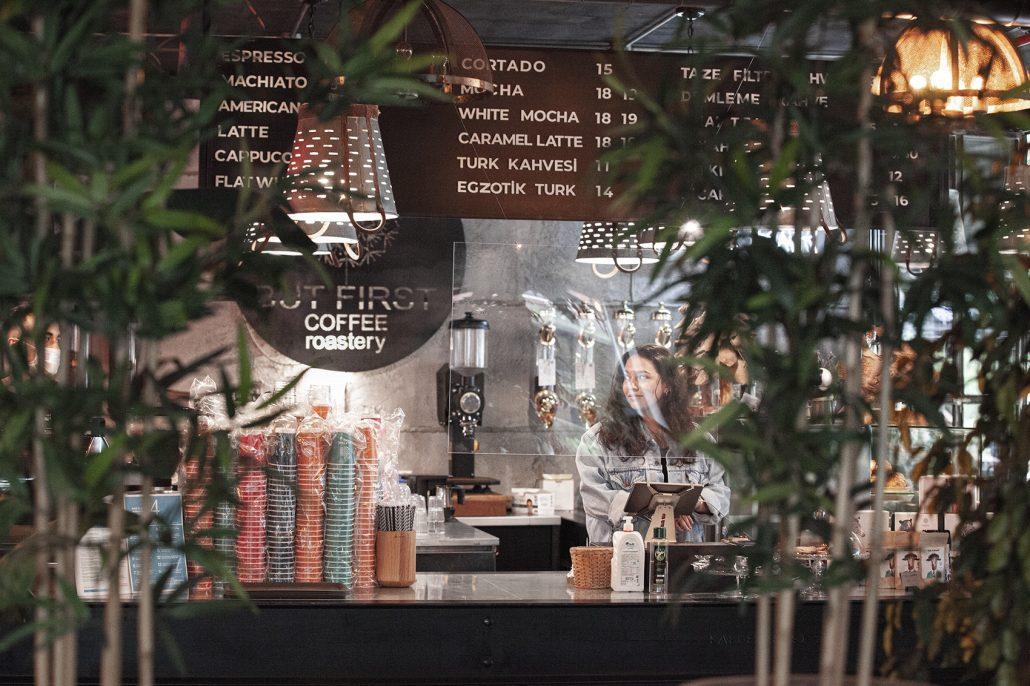 istanbul'un en iyi yeni nesil kahvecileri - but first coffee