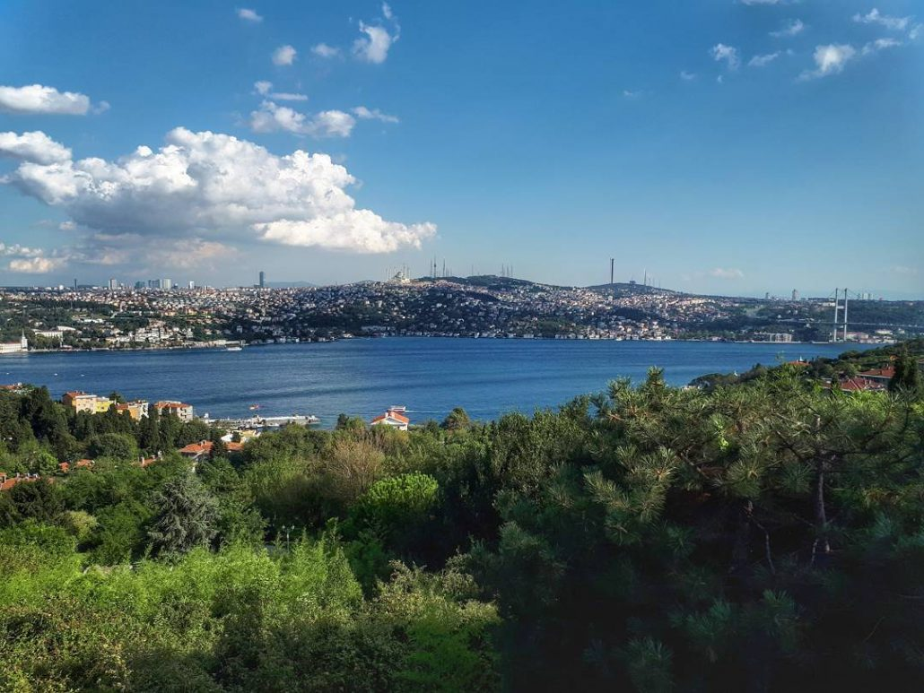 istanbulun en guzel manzara izleme tepeleri - ulus parki