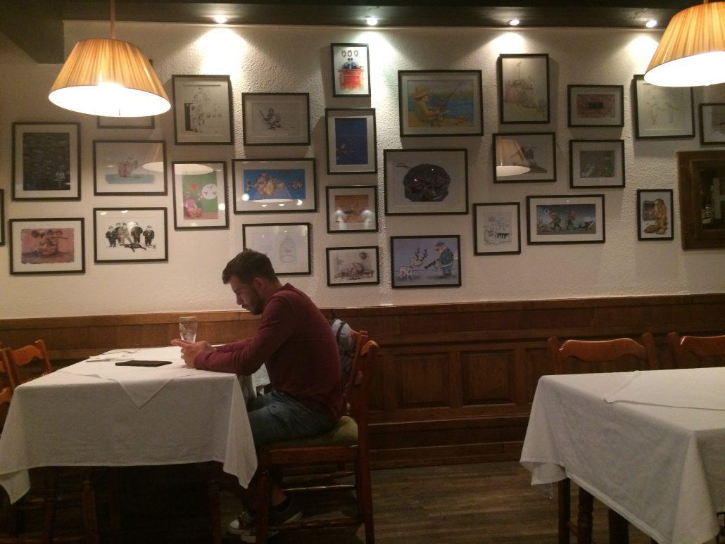 lovac restoran- belgrad