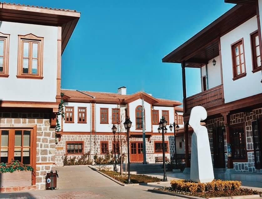 Hamamonu - Ankara'da neresi gezilir