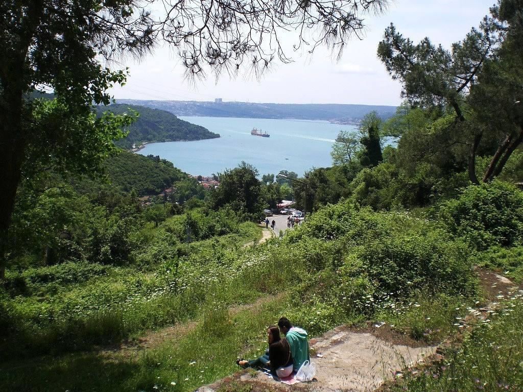 anadolu kavagi- istanbulda gezilecek en guzel yerler