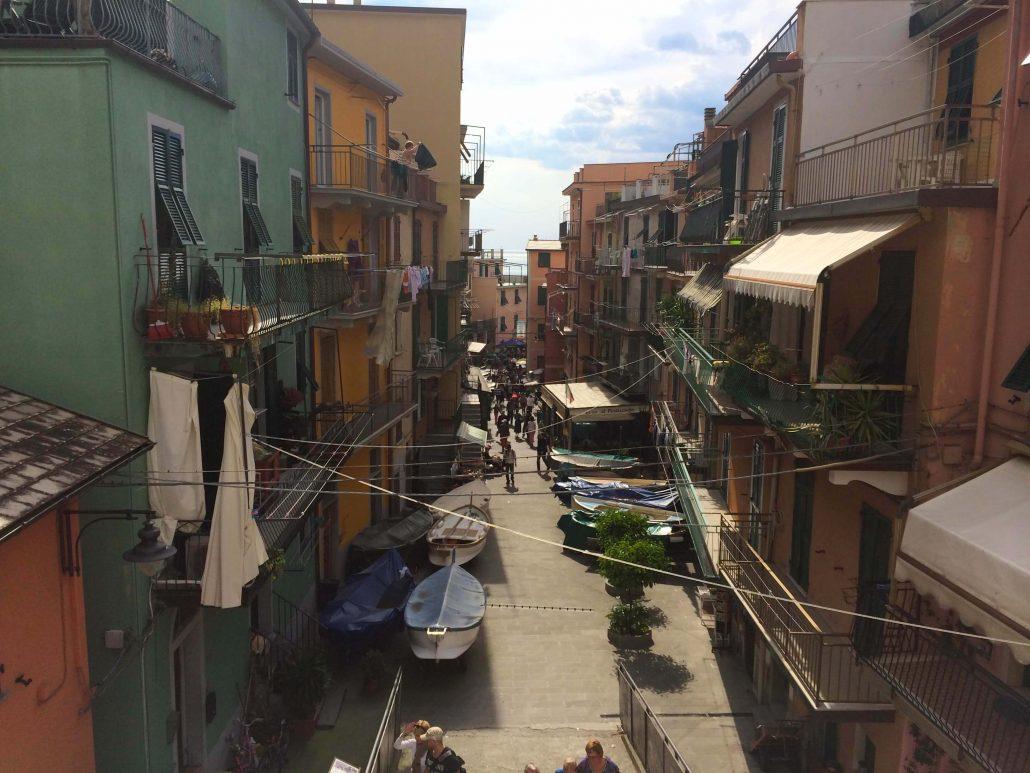 cenovada gezilecek yerler - cinqueterre