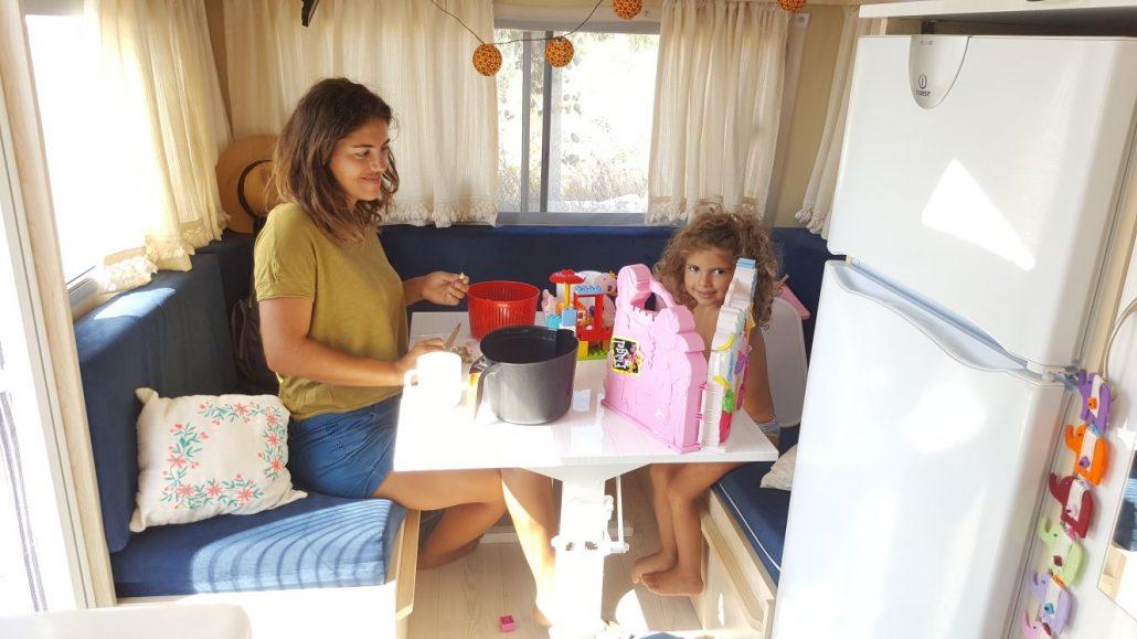 cocukla gezmek - tekne hayati