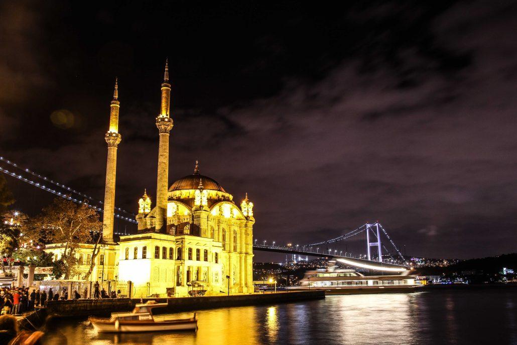 istanbul gezilecek yerler- ortakoy