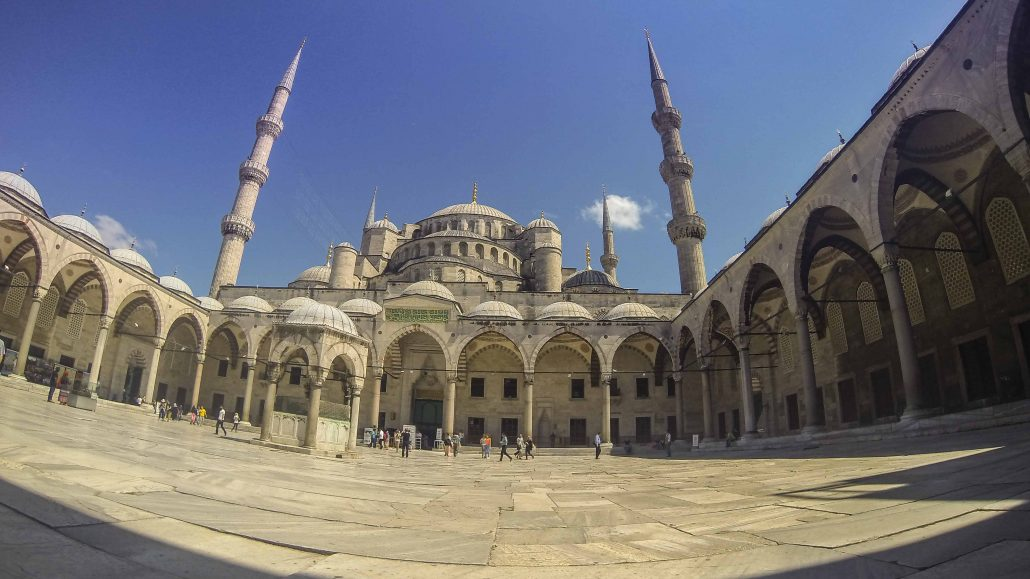 istanbul gezilecek yerler - sultanahmet