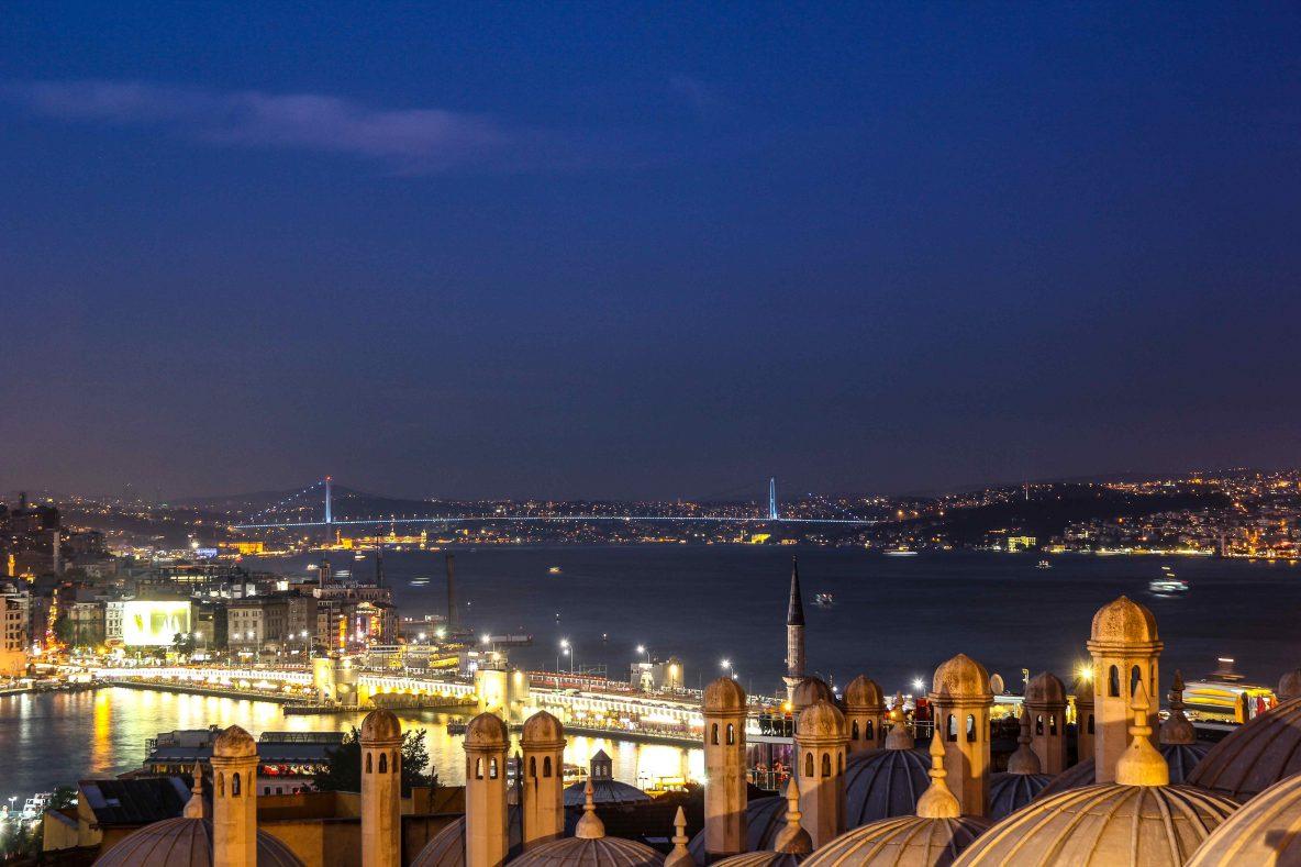 İstanbul'da gezilecek yerler listesi ( Resimli)