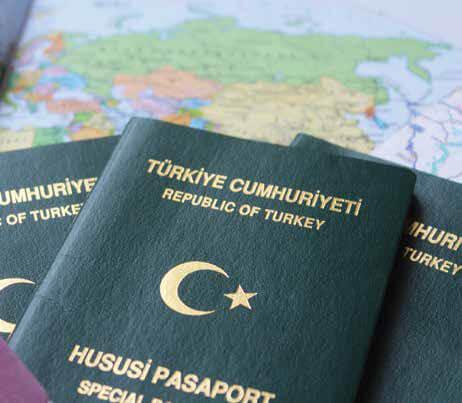yesil pasaport alma sartlari