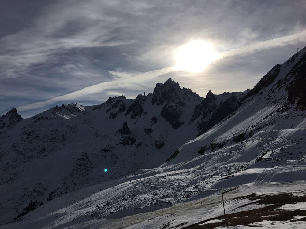 Avrupanin en iyi kayak merkezleri