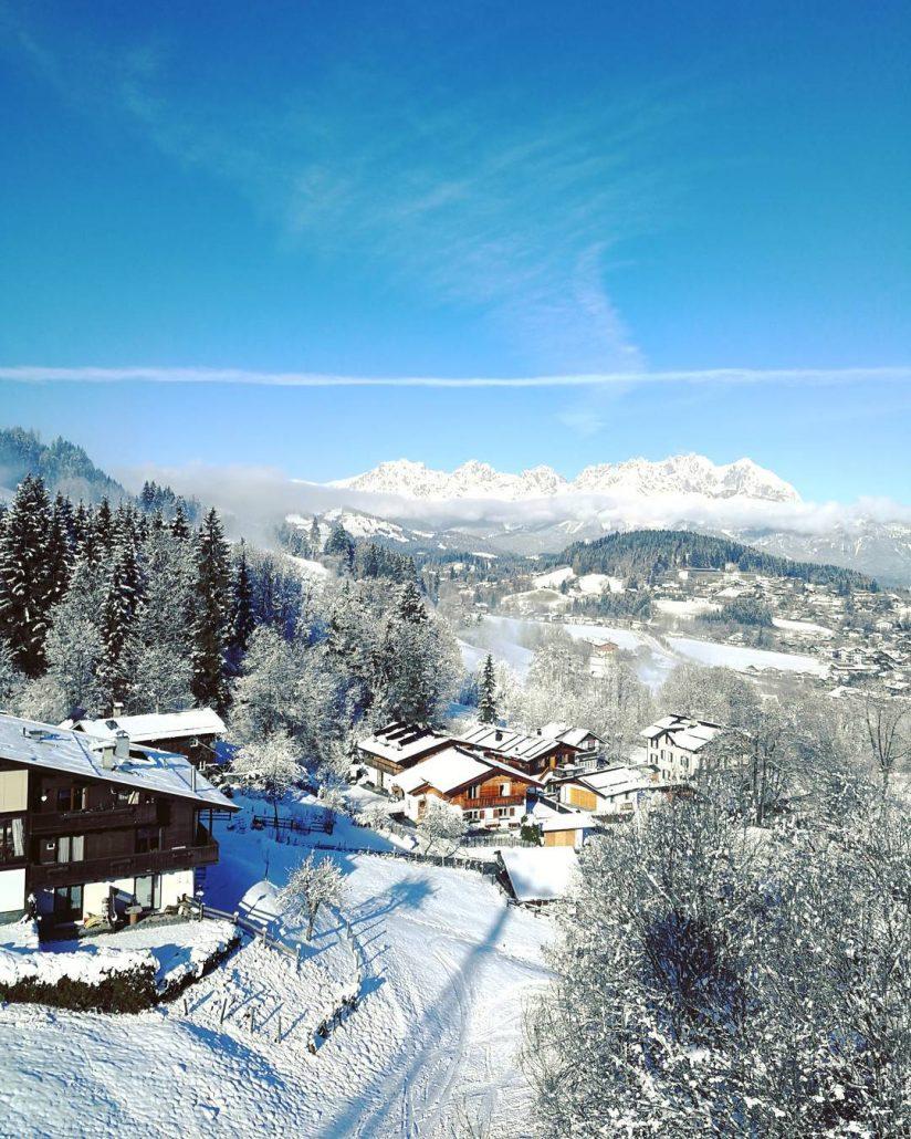 Avrupanin en iyi kayak merkezleri - Kitzbuhel