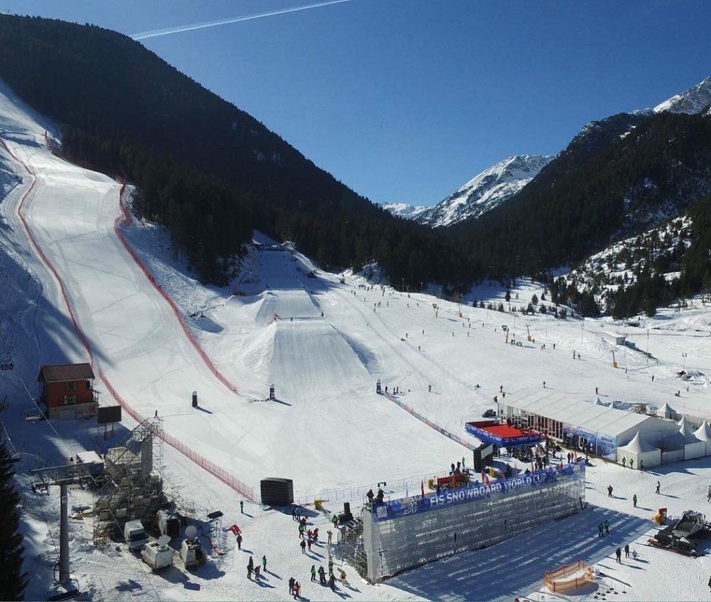Avrupanin en iyi kayak merkezleri - bansko