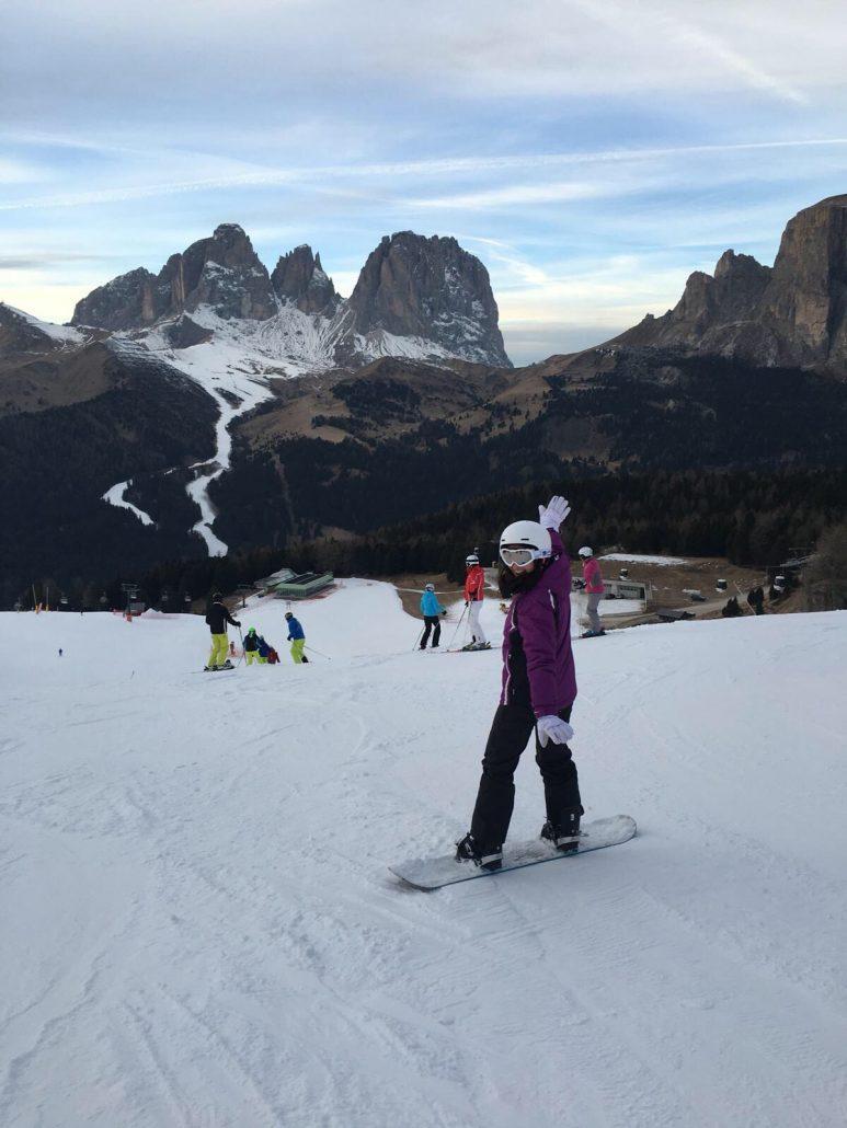 Avrupanin en iyi kayak merkezleri - cortina