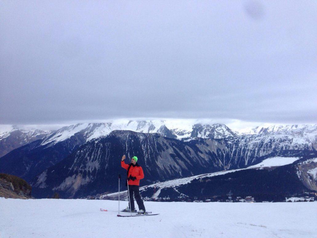 Avrupanin en iyi kayak merkezleri - courchevel