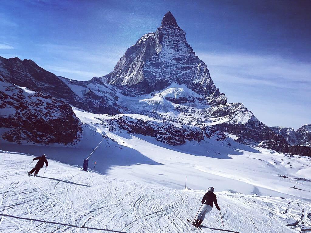 Avrupanin en iyi kayak merkezleri -zermatt