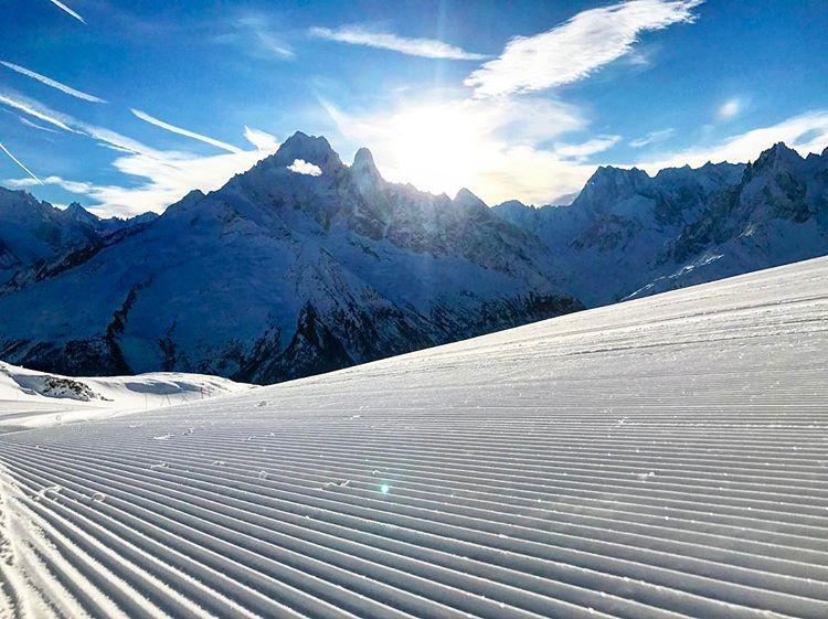 Chamonix - Avrupanin en iyi kayak merkezleri