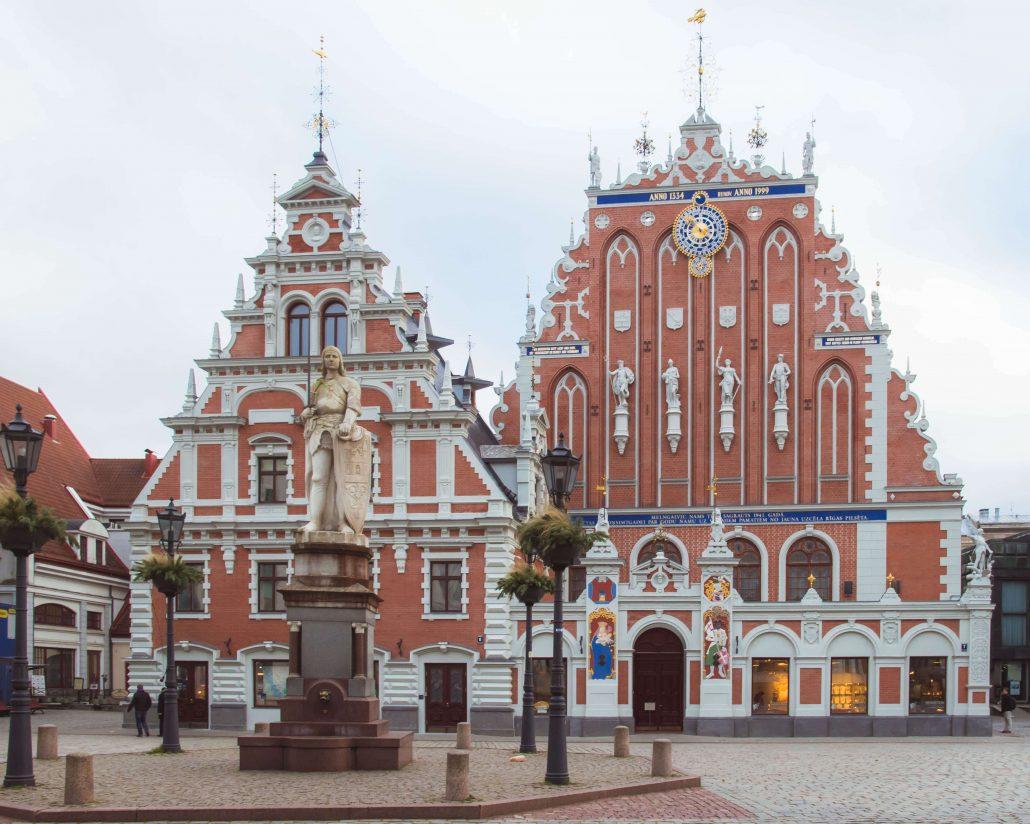 Riga Gezilecek Yerler Listesi