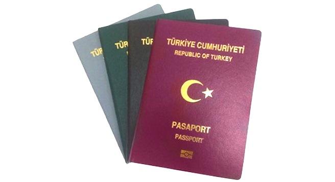 pasaport turleri