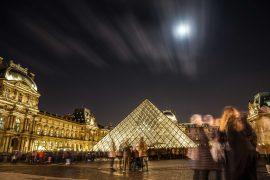paris gezilecek yerler- louvre