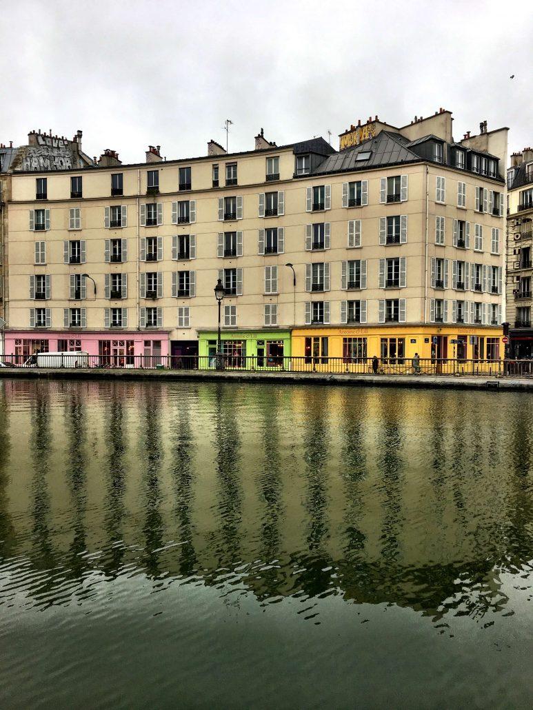 paris gezilecek alternatif yerler- st martin kanali