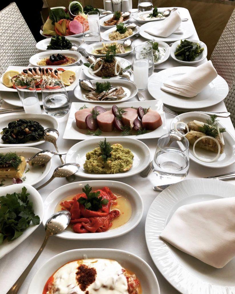 balıkçı sebahattin - istanbulun en iyi restoranları