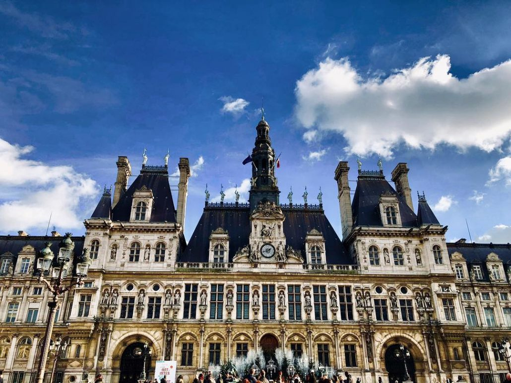 hotel de ville - pariste gezilecek alternatif yerler