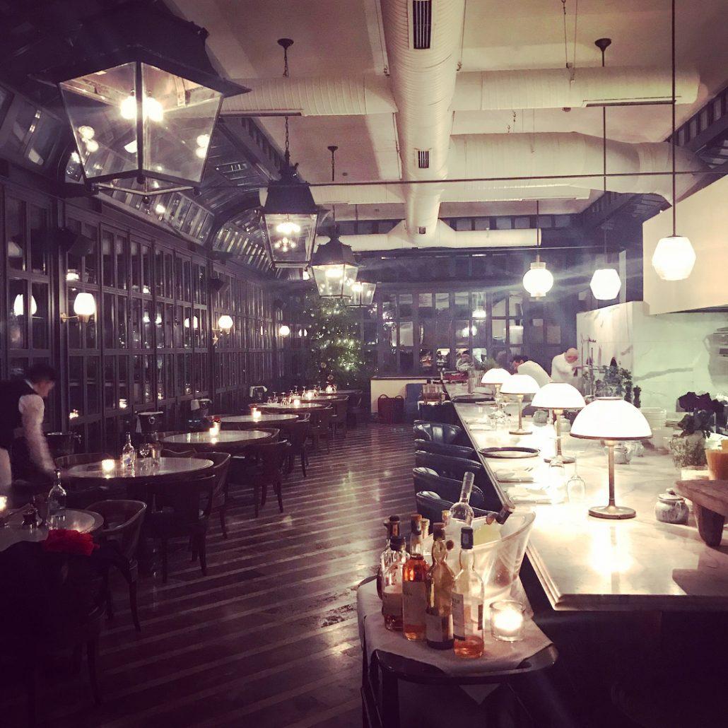 istanbul en iyi restoranlar - cecconis