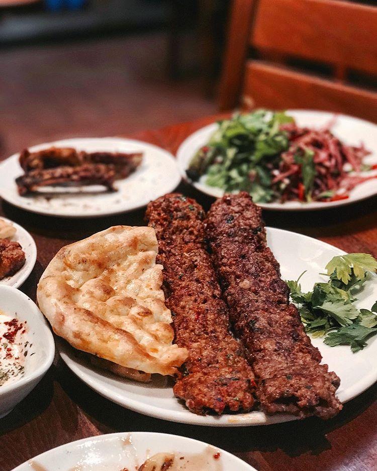 istanbuldaki en iyi restoranlar - adana ocakbasi