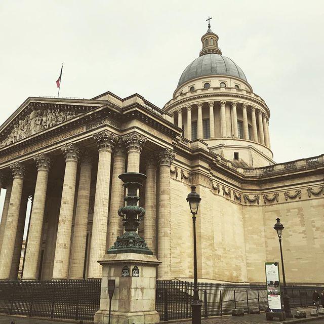 pantheon - pariste gezilecek alternatif yerler