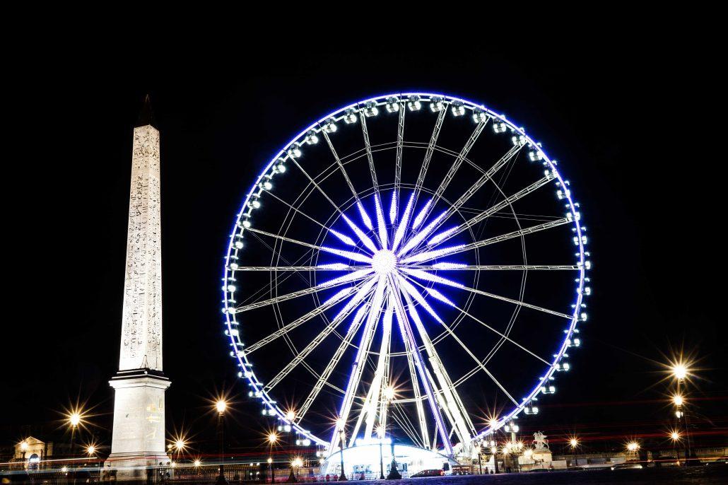 pariste gezilecek yerler- concorde meydani