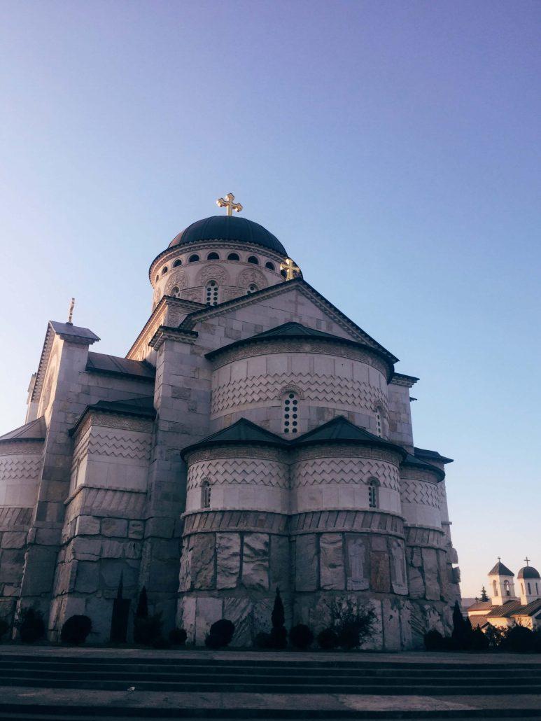 Podgorica İsa'nın Dirilişi Katedrali