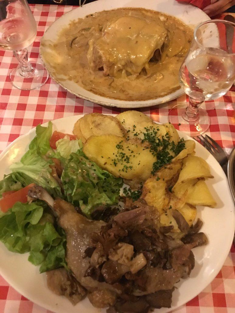 paris yeme içme - chez gladines